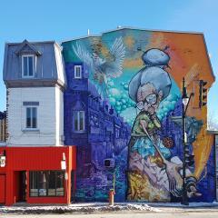 Boulevard Saint-Laurent, Montréal