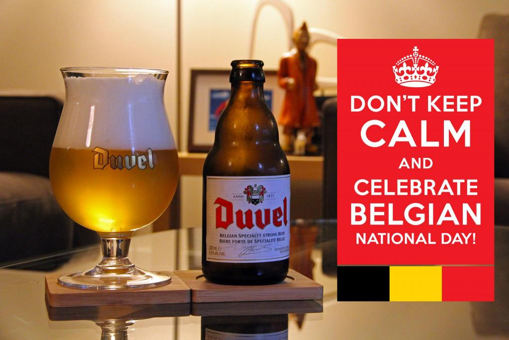 Happy Belgian National Day!
